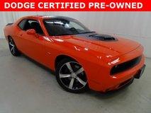 Certified 2016 Dodge Challenger R/T
