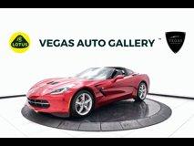 Used 2015 Chevrolet Corvette Stingray Coupe w/ 2LT Preferred Equipment Group