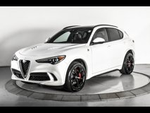 Used 2018 Alfa Romeo Stelvio Quadrifoglio w/ Driver Assist Dynamic Package