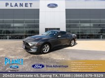Certified 2020 Ford Mustang Coupe