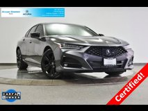 Used 2021 Acura TLX w/ A-SPEC Pkg