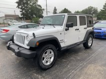 Used 2017 Jeep Wrangler Unlimited Sport w/ Quick Order Package 24S