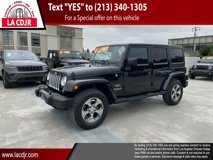 Certified 2017 Jeep Wrangler Unlimited Sahara w/ Connectivity Group