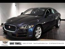 Used 2018 Jaguar XE Premium