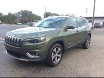 Used 2019 Jeep Cherokee Limited