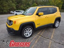 Certified 2017 Jeep Renegade Latitude w/ Cold Weather Group