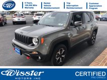 Used 2020 Jeep Renegade Trailhawk w/ Popular Equipment Group