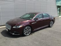 Used 2018 Lincoln Continental Select