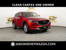 Certified 2019 MAZDA CX-5 Grand Touring w/ GT Premium Package