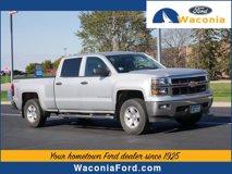Used 2014 Chevrolet Silverado 1500 LT