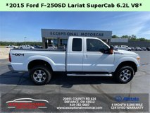 Used 2015 Ford F250 Lariat