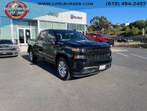 Used 2020 Chevrolet Silverado 1500 Custom w/ Custom Value Package