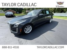 Used 2018 Cadillac CTS AWD Sedan w/ Seating Package