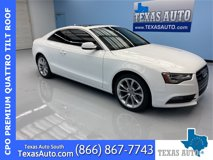 Used 2014 Audi A5 2.0T Premium w/ Lighting Package