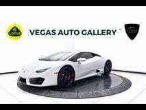 Used 2017 Lamborghini Huracan LP 580-2