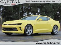 Used 2018 Chevrolet Camaro LT w/ RS Package