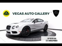Used 2015 Bentley Continental GT3-R