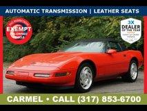 Used 1996 Chevrolet Corvette Convertible