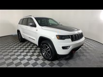 Used 2020 Jeep Grand Cherokee Trailhawk w/ Trailhawk Luxury Group