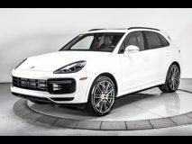 Used 2019 Porsche Cayenne Turbo