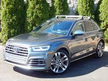 Used 2018 Audi SQ5 Prestige