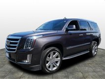 Certified 2017 Cadillac Escalade Luxury