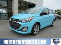 Used 2021 Chevrolet Spark LS