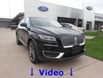 Used 2020 Lincoln Nautilus Reserve
