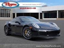 Used 2016 Porsche 911 Turbo