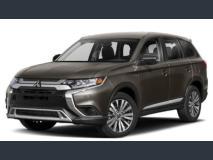 Used 2019 Mitsubishi Outlander SEL