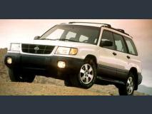 Used 2000 Subaru Forester S