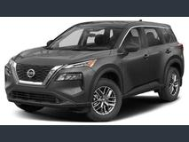 Certified 2021 Nissan Rogue S