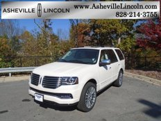 New 2017 Lincoln Navigator 4WD Reserve for sale in Asheville, NC 28806