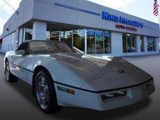 Used 1990 Chevrolet Corvette Convertible for sale in EAST PROVIDENCE, RI 02914