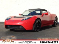 Used 2010 Tesla Roadster Sport for sale in Kansas City, MO 64116