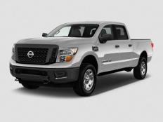 New 2017 Nissan Titan Platinum Reserve for sale in San Antonio, TX 78209