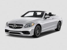 New 2018 Mercedes-Benz C 63 AMG S Cabriolet for sale in Greensboro, NC 27407