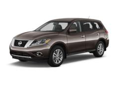 Certified 2015 Nissan Pathfinder SL for sale in Schenectady, NY 12304