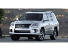 Used 2015 Lexus LX 570 4WD for sale in Greenville, NC 27834