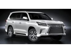 New 2017 Lexus LX 570 4WD for sale in Santa Fe, NM 87507
