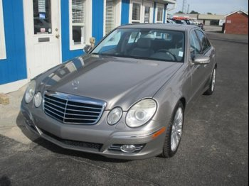 Used 2008 Mercedes Benz E 350 Luxury
