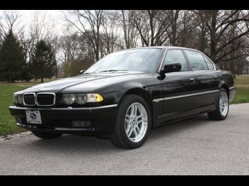 2001 BMW 740iL for Sale Nationwide - Autotrader