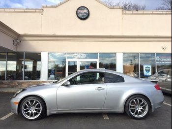 Infiniti g35 for sale near me