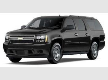 2014 Chevrolet Suburban for Sale Nationwide - Autotrader