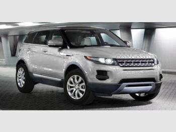 Elegant Certified 2015 Land Rover Range Rover Evoque Pure Plus 4 Door
