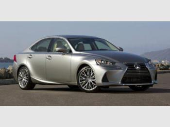 Lexus is300 2017