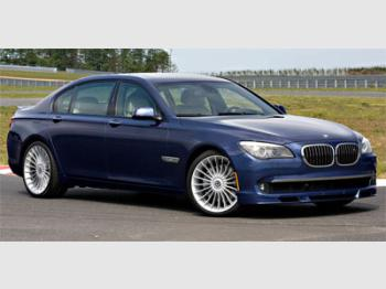 Used 2011 BMW ALPINA B7 LWB
