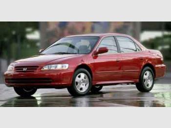 Used 2001 Honda Accord EX Sedan