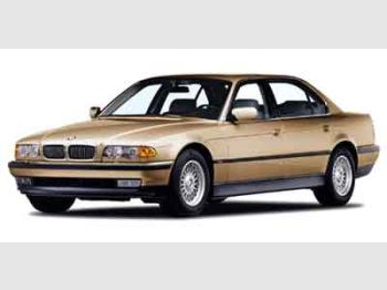 Used 2001 BMW 740iL