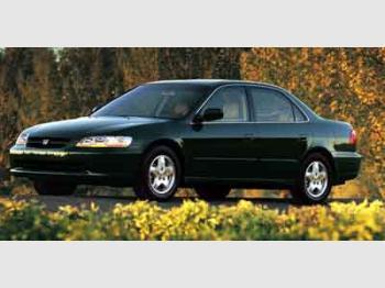 Used 2001 Honda Accord EX L